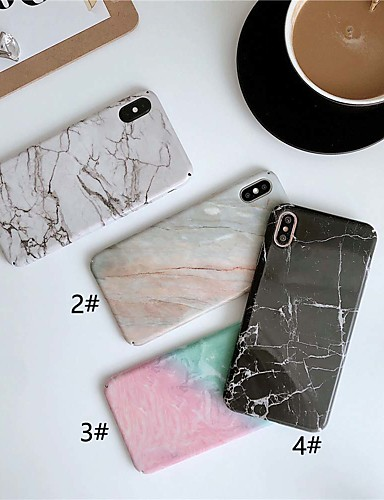 6 99 Case For Apple Iphone Xs Iphone Xr Iphone Xs Max Pattern Back Cover Marble Pc For Iphone 6 6 Plus 6s 6s Plus 7 8 7 Plus 8 Plus X Xs
