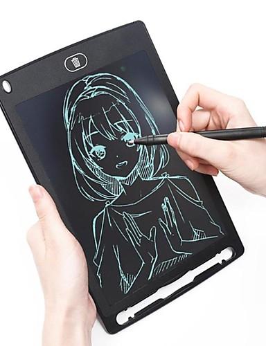 رخيصةأون وصل حديثاً-لعبة الرسم ألعاب تابلت الرسم لوحات LCD قذيفة البلاستيك للأطفال بالغين الجميع ألعاب هدية 1 pcs