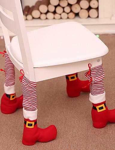 povoljno Božićni tekstil-Božićni ukrasi Odmor Pamučne tkanine Mini Noviteti Božićni ukras