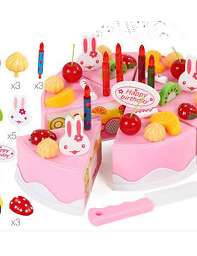 cheap Kids' Dress Up & Pretend Play-Pretend Play Play Kitchen Food&Drink Food Birthday Kid's Boys' Girls' Toy Gift