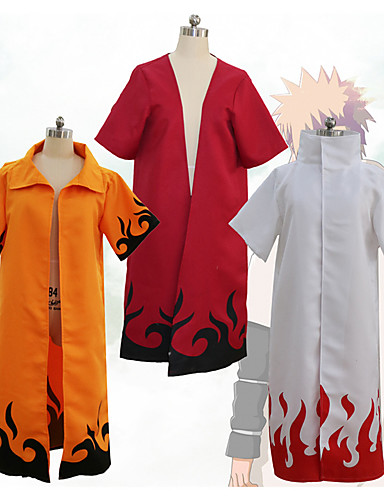 povoljno Maske i kostimi-Inspirirana Naruto Tamno oko Naruto Anime Cosplay nošnje Japanski Cosplay Tops / Bottoms Top Za Muškarci