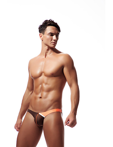 voordelige Herenondergoed & Zwemkleding-Standaard Slip Heren Lage Taille