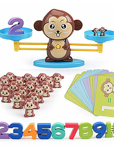 preiswerte Lernkarten-Sudoku Puzzles Bildungsspielsachen Für die Kinder Symbole PP (Polypropylen) Kinder Unisex Spielzeuge Geschenk