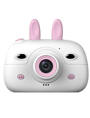 preiswerte Sportkamera-HD-Bildschirm kostenpflichtige digitale Mini-Kamera Kinder Cartoon niedliche Kamera Spielzeug Outdoor Fotografie Requisiten für Kind Geburtstagsgeschenk