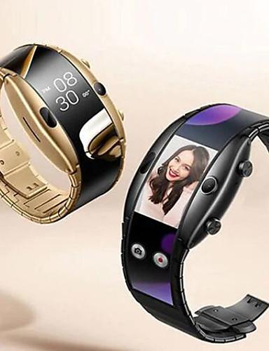preiswerte AutumnSaleBrandsArea-Nubia 4g Smart Watch BT Fitness Tracker Unterstützung benachrichtigen / Blutdruck / Pulsmesser Smartwatch Telefon