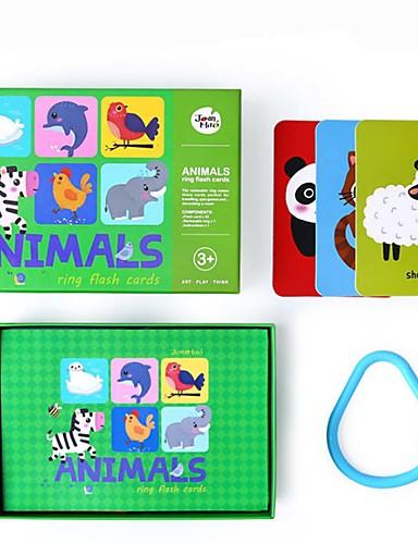 preiswerte Lernkarten-Lernkarten Kreativ Kartonpapier Kinder Unisex Spielzeuge Geschenk