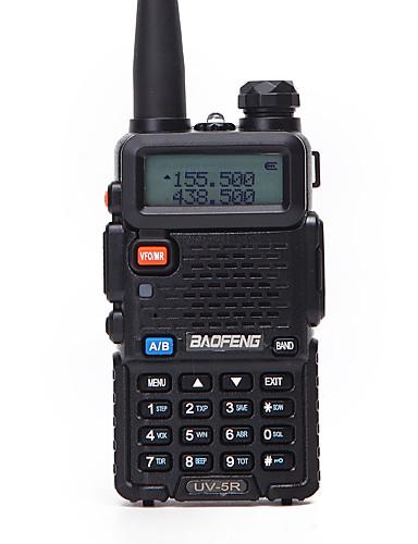 preiswerte AutumnSaleBestSellers-1 stücke baofeng uv-5r funksprechgerät uhf vhf tragbare cb amateurfunkstation amateur polizeiscanner radio intercome hf transceiver uv5r kopfhörer