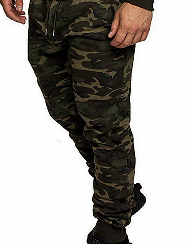 many fashionable detailing new photos Men's Military Chinos Pants - Camouflage Black Light gray Green ...