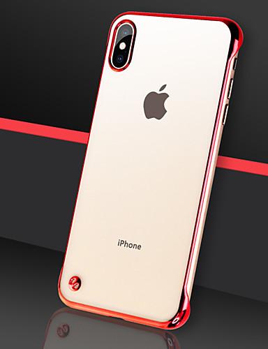 Case Kompatibilitás Apple iPhone 11 / iPhone 11 Pro / iPhone 11 Pro Max Minta Fekete tok Egyszínű PC