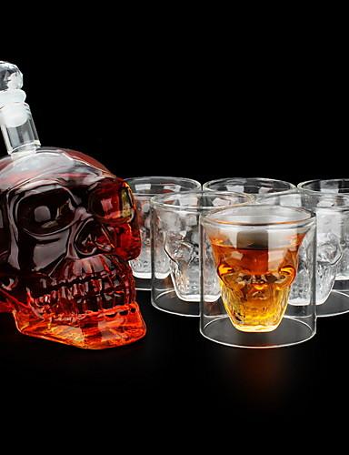 preiswerte Neuheiten bei Tassen und Gläsern-Trinkgefäße Weinglas Glas Boyfriend Geschenk Lässig / Alltäglich