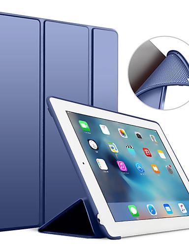 szilikon puha pu bőr intelligens tok iPad új levegőhöz (2019) ipad 10,2 '' (2019)