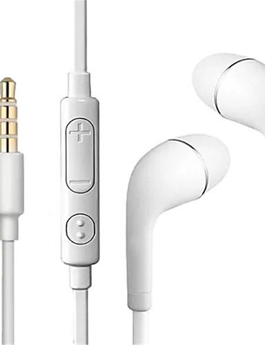 povoljno Headsetovi i slušalice-LITBest S4 Žičana slušalica za stavljanje u uho Žičano EARBUD Stereo S mikrofonom S kontrolom glasnoće