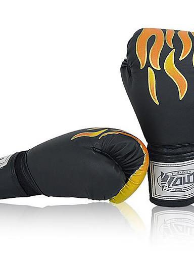 povoljno Vježbanje, fitness i joga-Aktivnost i sport Rukavice Profesionalne boksačke rukavice za Boks Muay Thai Cijeli prstUgrijati Ultraviolet Resistant Prozračnost