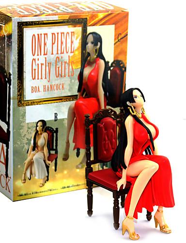 povoljno Maske i kostimi-Anime Akcijske figure Inspirirana One Piece Boa Hancock PVC 13 cm CM Model Igračke Doll igračkama
