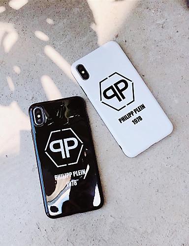 Case Kompatibilitás Apple iPhone 11 / iPhone 11 Pro / iPhone 11 Pro Max IMD / Minta Fekete tok Szó / bölcselet TPU
