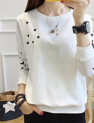 billige T-skjorter til damer-T-skjorte Dame - Galakse Svart