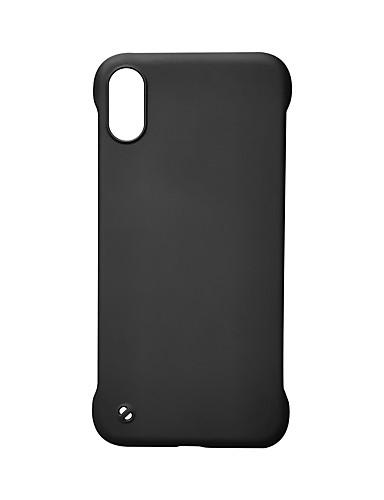 Case Kompatibilitás Samsung Galaxy S9 / S9 Plus / Note 9 Ultra-vékeny Fekete tok Egyszínű TPU