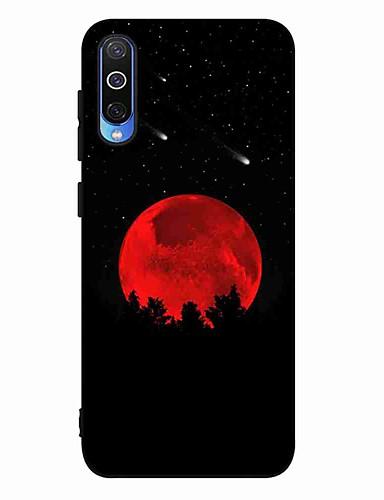 Case Kompatibilitás Samsung Galaxy S9 / S9 Plus / S8 Plus Jeges / Minta Fekete tok Látvány TPU