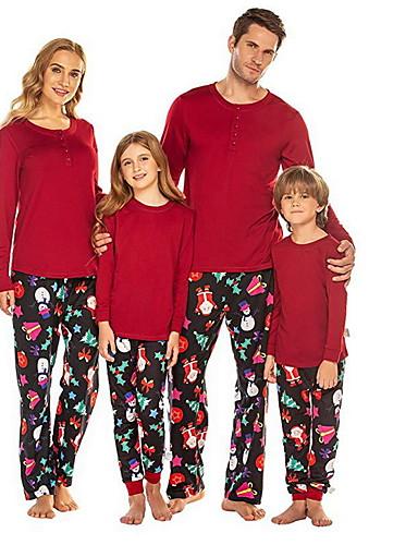 preiswerte PAJAMAJUMPSUITS-Damen Anzüge Nachtwäsche Rote S M L