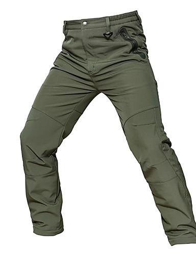 preiswerte Jagdhosen & kurze Hosen-Unisex Jagd-Chaps Windundurchlässig warm halten tragbar Weich Frühling Sommer Herbst camuflaje für Schwarz Camouflage Grau Grün S M L XL XXL / Winter