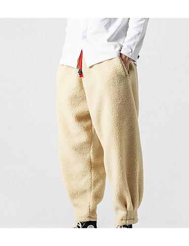 levne Pánské prádlo a plavky-Pánské Základní Chlapecké trenýrky a slipy Polyester Středně vysoký pas