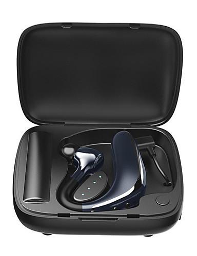 preiswerte Telefon- und Business-Headsets-Caldecott YL-6S Telefon-Kopfhörer Kabellos Handy Bluetooth 5.0 Stereo Dual Drivers Mit Mikrofon