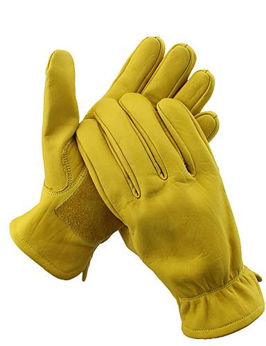 cheap Men's Gloves-Men's Basic Fingertips Gloves - Solid Colored