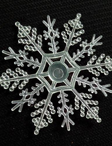 preiswerte Hängende Weihnachtsdekoration-Dekorative Objekte, Kunststoff Moderne zeitgenössische für Haus Dekoration Geschenke 1pc