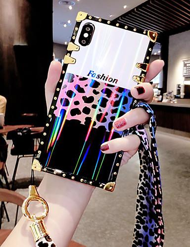 Case Kompatibilitás Samsung Galaxy S9 / S9 Plus / S8 Plus Ütésálló / Minta Fekete tok Vonalak / hullámok / Szó / bölcselet Silica Gel
