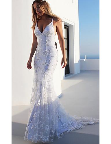 levne Maxi šaty-Dámské Elegantní Pouzdro Šaty - Jednobarevné, Volná záda Maxi