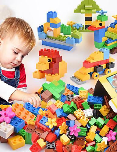 preiswerte Spielzeuge & Spiele-Bausteine Marble Run Race Construction Murmelspiele Dampf Spielzeug Kreativ Eltern-Kind-Interaktion Kinder Unisex Jungen Mädchen Spielzeuge Geschenk 104 pcs