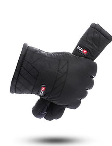preiswerte Herrenmode Accessoires-Herrn Grundlegend Fingerspitzen Handschuhe Solide