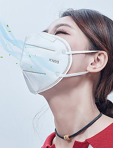 20 pcs KN95 CE FFP2 Maschera viso Respiratore Protezione CE ...