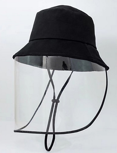 cheap Protective Equipment-Anti-Dust Protective Face Shield bucket hats