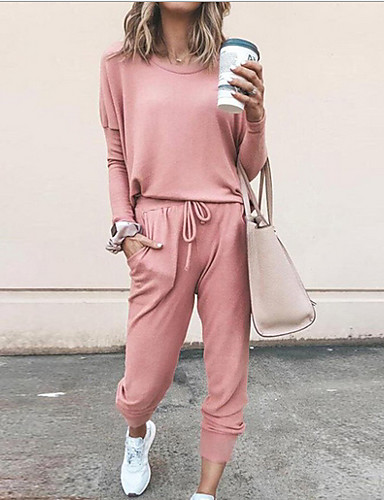 cheap Sweaters & Cardigans-Women's Tank Top - Solid Colored Pant