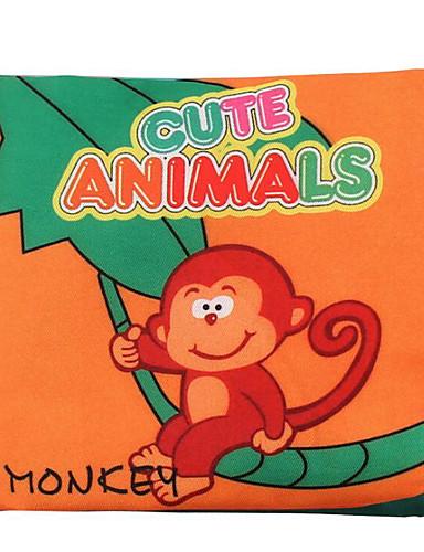 tanie Przybory dziecięce-1 szt. Brzdąc Unisex Podstawowy Zwierzę / Kreskówki Maska Pomarańczowy / Niebieski / Czerwony