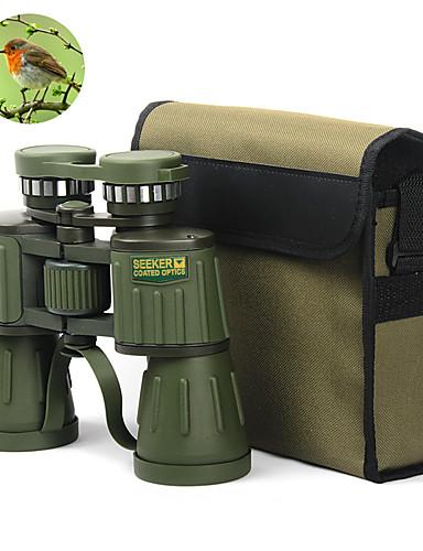 cheap Massive Clearance Sale-10 X 50 mm Binoculars Portable Wide Angle 115/1000 m Fully Coated BAK4 Camping / Hiking Hunting Fishing Aluminium Alloy / Bird watching