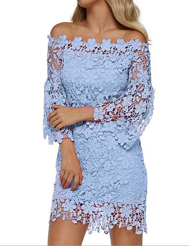 Sale Romantic Tea Party Puffed Puff Cap Sleeve Mini 71 mv Ivory Lace Dress S M L