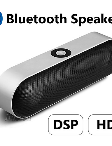 cheap Portable Speakers-NBY-18 Mini Bluetooth Speaker Portable Wireless Speaker Sound System 3D Stereo Music Surround Support Bluetooth,TF AUX USB
