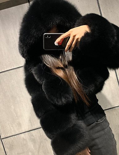 Cheap Women's Fur & Faux Fur Coats Online | Women's Fur & Faux Fur Coats for  2021