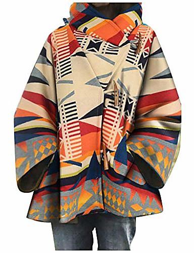 Felpa da donna con cappuccio leopardato patchword con zip Fuzzy Faux Fleece Giacca con cappuccio Felpe Cappotto con tasche