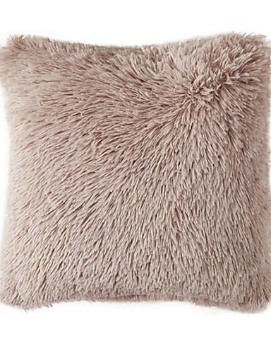 economico Casa e giardino-fodera per cuscino fodera per cuscino fodera per cuscino federa decorativa velluto di mare 1pc 45cm * 45cm nessun inserto per cuscino