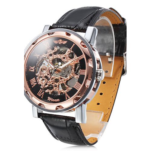 Часы со скелетом радо