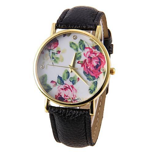 Часы свотч женские с рисунком