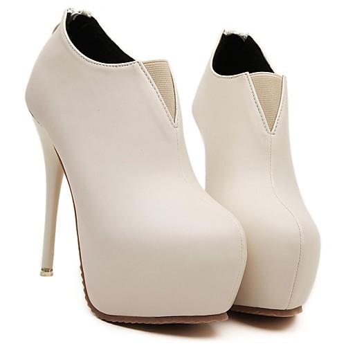 f851ac8de70 γυναικεία μποτάκια παπούτσια πλατφόρμα ψηλό τακούνι με φερμουάρ περισσότερα  χρώματα διαθέσιμα 2018 - US $54.99