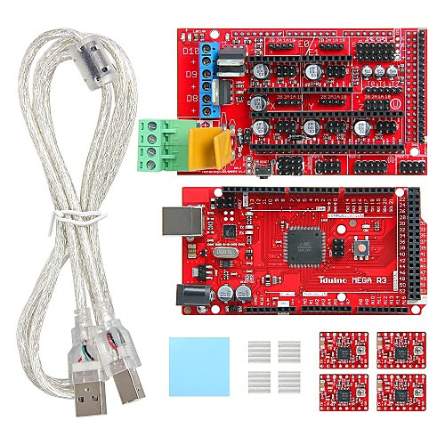 BuildYourCNC - Arduino Mega 2560