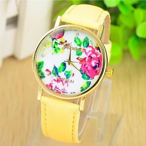 Модные Часики Женские наручные часы Geneva