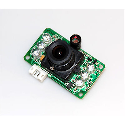 Create Your Very Own Thermal Imaging Camera With An