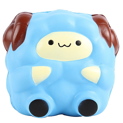 LT.Squishies Squeeze Toy / Sensory Toy Stress Reliever Sheep Stress and Anxiety Relief Squishy Decompression Toys for Children's All Boys' Girls'