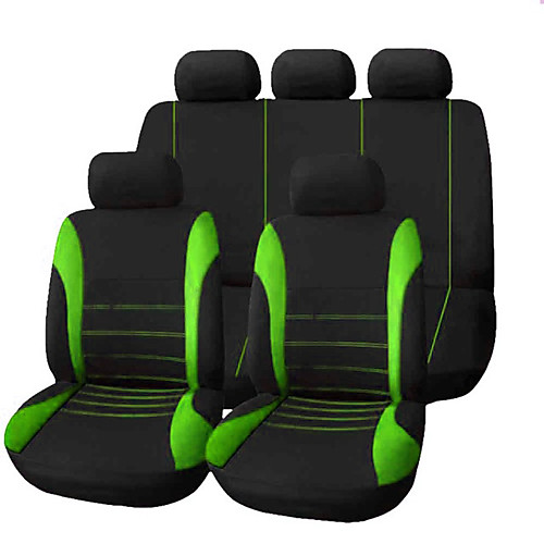 Awesome Car Seat Covers Seat Covers Red Green Blue Fabric Business Common For Universal Cjindustries Chair Design For Home Cjindustriesco